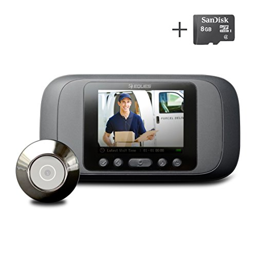 eques digital door viewer review