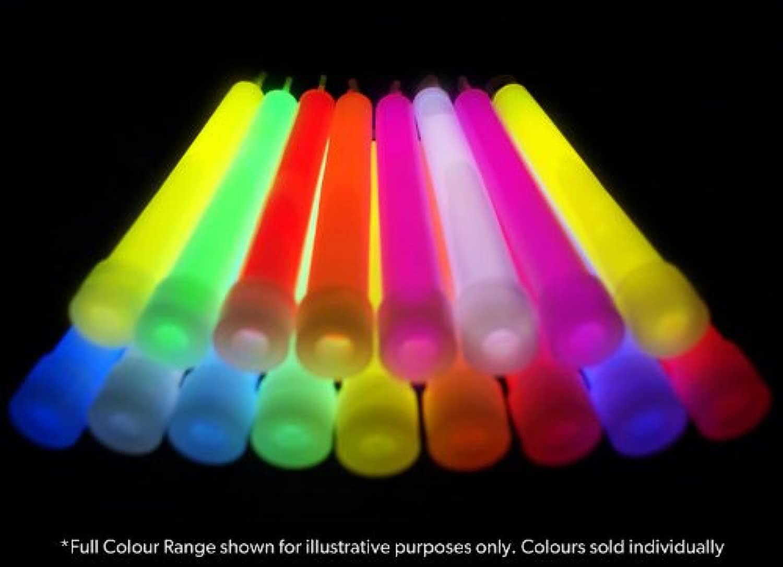 15,2cm Glow Sticks verde x 125