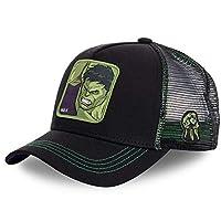 野球帽キャップスナップバックキャップコットンベースボールキャップメンズレディースヒップホップパパメッシュハットトラッカー
