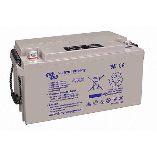 Victron Energy - Batería 90Ah 12V AGM Deep Cycle Victron Energy Fotovoltáico...