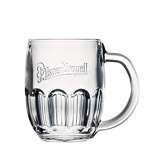 Pilsner Urquell Glas 0,5 l - Bierglas - Humpen - Seidel