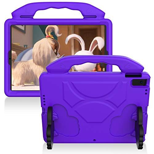 DYHQQ IPad Mini Hülle für Kinder, robuste Eva Foam Schutztablette Hülle mit Händel und Ständer für Apple iPad Air 3 2019 Pro 10.5 2017 A1701 A1709 A2123 A2152,B