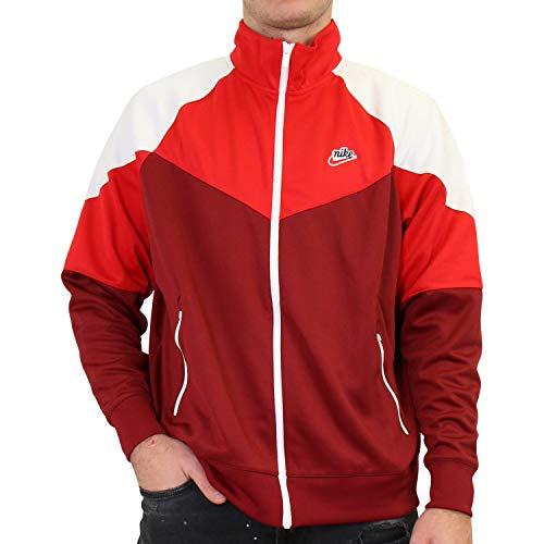 Nike Herren Sportswear Windrunner Jacke Dunkelrot XS