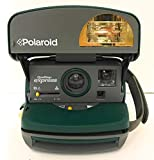 Polaroid Hunter Green OneStep Express 600 Instant Film Camera