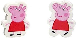 Peppa Pig ER-02-PG Goma de Borrar Erasers, Multicoloured