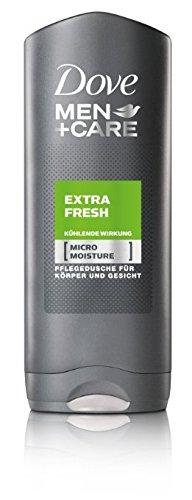 Dove Men+Care Extra Fresh Pflegedusche, 6er-Pack (6 x 250 ml)
