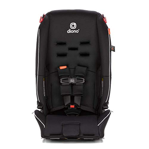 Image of Diono Radian 3R All-in-One Convertible Car Seat, Black