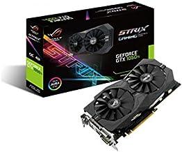 ASUS STRIX-GTX1050TI-4G-GAMING - Tarjeta gráfica (NVIDIA, GeForce GTX 1050 Ti, 4 GB GDDR5) Negro
