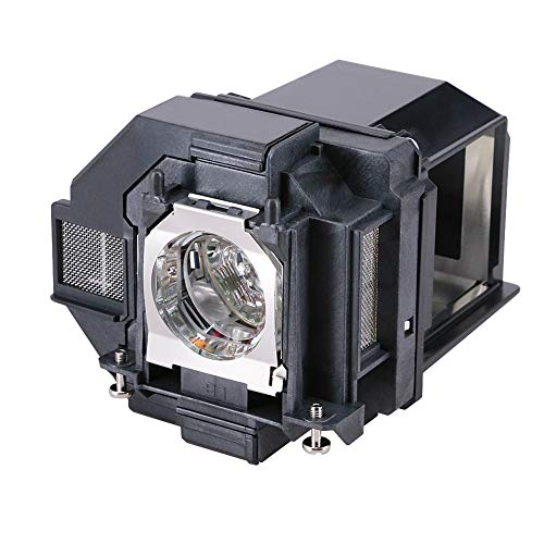 Loutoc V13H010L96 Lampada per proiettore per Epson ELPLP96 PowerLite Home Cinema EB-S41 EH-TW5650 EH-TW650 EB-U05 EB-X41 EB-W05 EB-W05 WXGA 3300 EH-TW5600