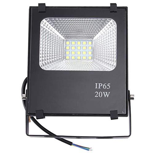 Onior 20W 2700-6500K SMD-5054 IP65 a Prueba de Agua LED Reflector de la luz de la lámpara al Aire Libre, Linterna de la CA 85-265V de iluminación