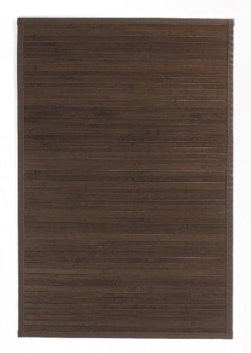 Ridder 7960338 Tropica Tapis de Bain Bambou Marron Foncé 60 x 90 cm