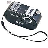 ZETT(ゼット) 野球 ピッチカウンター 投球数カウンター ブラック BL2236