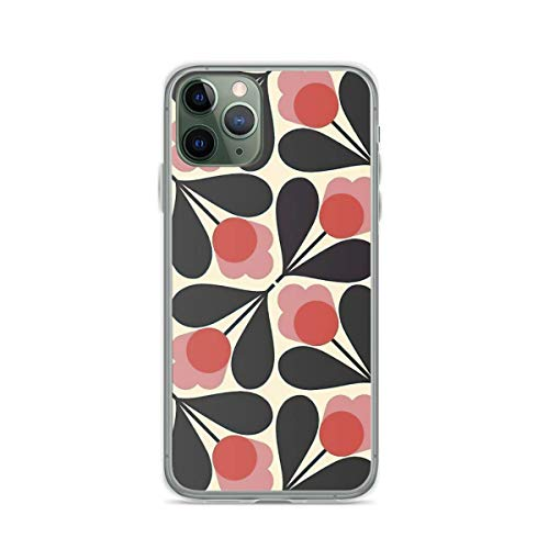 Phone Case Orla Kiely Design Compatible with iPhone 6 6s 7 8 X Xs Xr 11 12 Pro Max Mini Se 2020 Scratch Shock Tested