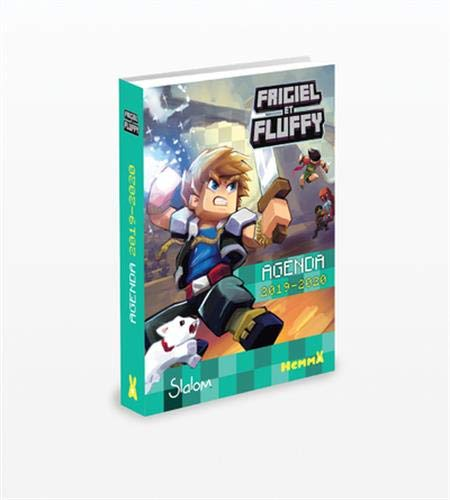 easy Download Frigiel et Fluffy Agenda scolaire 20192020 Here is
