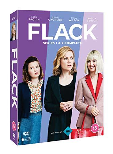 Flack - Series 1-2 Box Set [DVD] [Reino Unido]