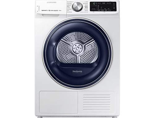 Sèche linge Condensation Samsung DV80N62532WEF - Pompe à chaleur - Chargement Frontal - Pompe à chaleur - Indicateur temps restant - 65 décibels
