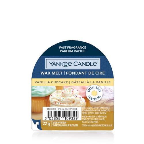 YANKEE CANDLE Vanilla Cupcake Wachsmelt 22g