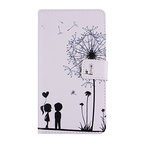 NSSTAR® Case for Galaxy S4Pattern Patterned Colourful Soft PU Leather...