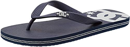 DC Shoes Spray, Chanclas Hombre, Azul (Black/Grey BGY), 39 EU