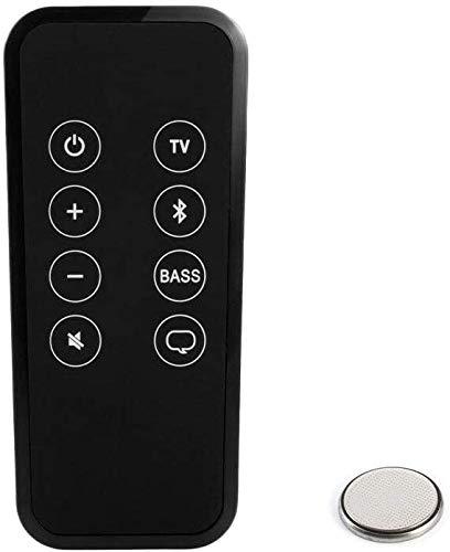 YUHUA ELE Telecomando di Ricambio per Bose Solo 5 10 15 Serie II Soundbar, Altoparlanti Telecomando Sostitutivo con Batteria CR2025, Speaker Home Cinema Accessori