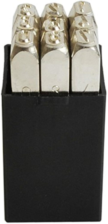 HaWe 710.12 Schlagzahlen-Satz 12mm B00O6YAGLY | Guter Markt