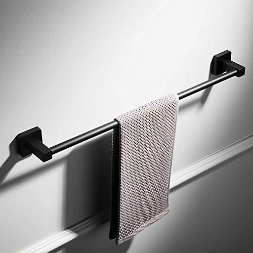 Toallero de baño, Varilla Simple Acero Inoxidable Sus 304...