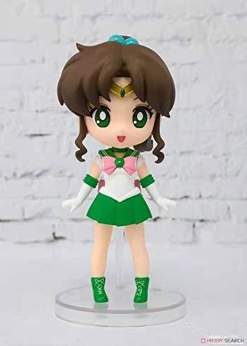 Sailor Jupiter & Luna Figura da Collezione in Vinile di Sailor Moon