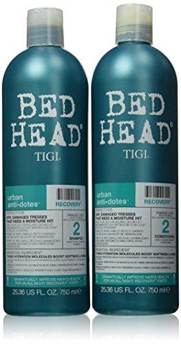 TIGI Bed Head Recovery Shampoo and Conditioner Duo 25.35 Fl. Oz by TIGI