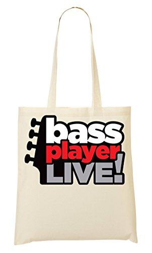 C+P Bass Player Tragetasche Einkaufstasche