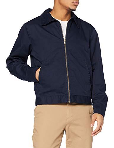 Urban Classics Herren Workwear Jacket Jacke, midnightnavy, XL
