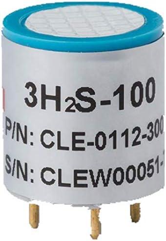 3-H2S-100 Max 89% OFF Hydrogen Sulphide H2S CLE-0112-30 Sensor 0-100ppm Gas Finally popular brand