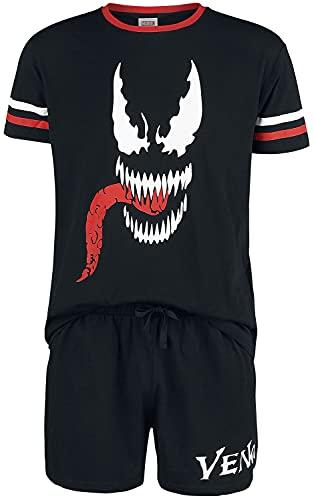 Venom (Marvel) Tongue Hombre Pijama...