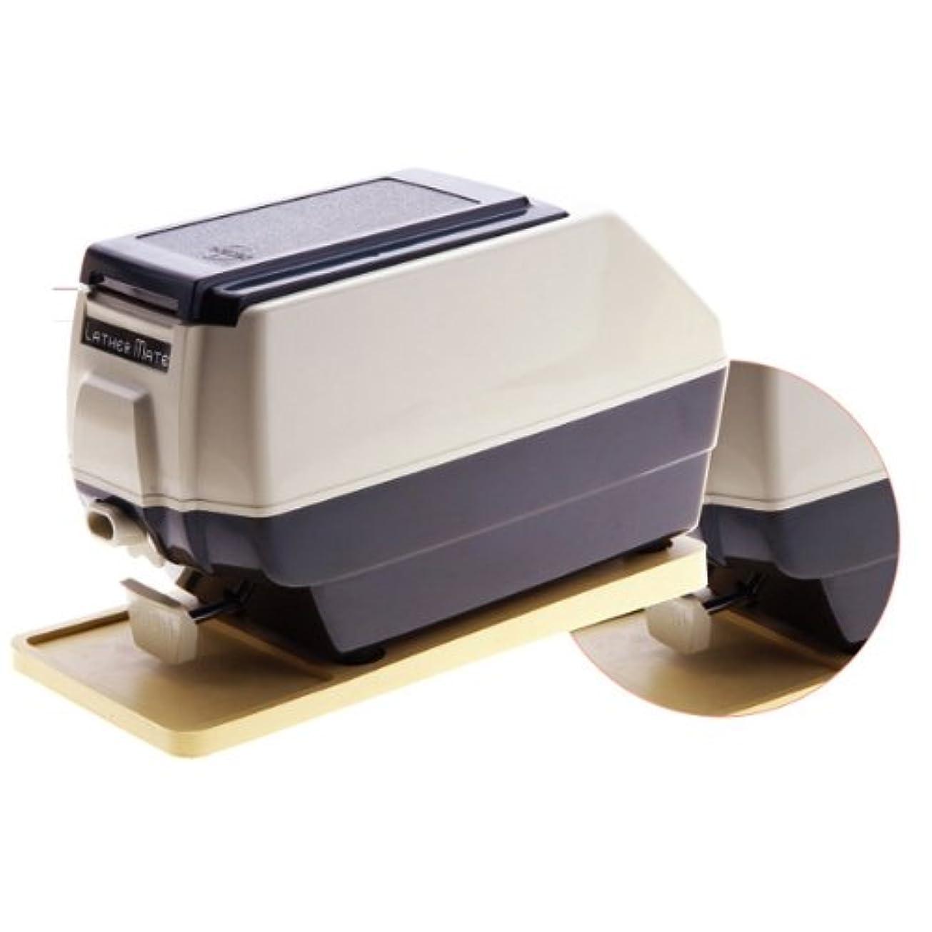 芸術切手拡声器オクサン ラザーメイト OM-50 シェービングクリーム泡だて器