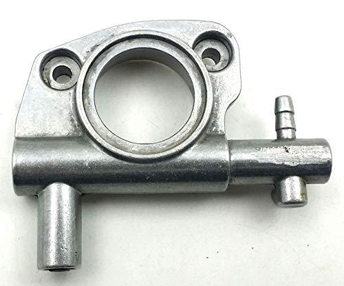 Doctor Machine - Bomba de Aceite Compatible con Motosierra Oleo-Mac 936, 940, 947, 952, Ed Efcho 136, 140, 147, 152
