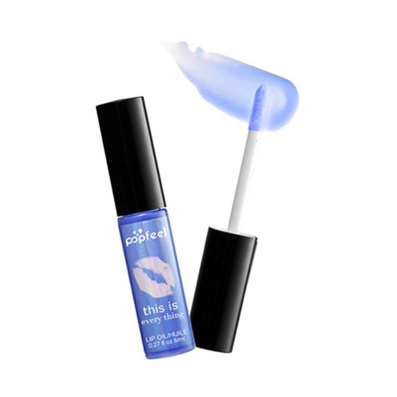 変成器ケージ概念Kimyuo 4色の唇の光沢の長続きがする唇のオイルの湿気の口紅の美の化粧品