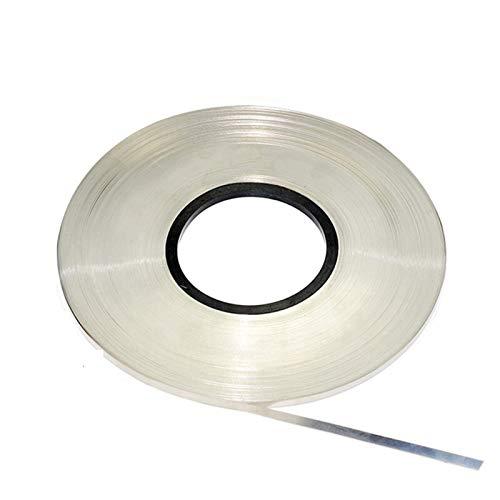 Los electrodos de soldadura 1kg / Rodillo Soldadura por puntos Níquel chapado en níquel Strap Strap Strip Shirts 18650 Soldador de la batería Batería de la batería Pieza de conexión Máquina de soldadu