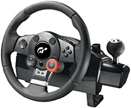 Logitech Driving Force GT - Volante y Pedal Gaming