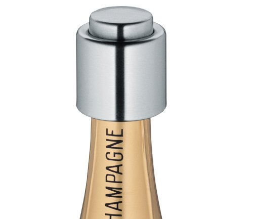 Cilio 18/10 Stainless Steel Champagne Sealer