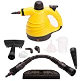 Best Handheld Steam Cleaners - DOEWORKS Handheld Steam Cleaner, Multi-Purpose Pressurized Portable Steamer Review