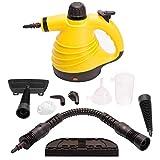 DOEWORKS Handheld Steam Cleaner, Multi-Purpose Pressurized...