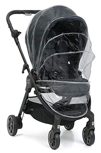 Baby Jogger City Tour Lux Weather Shield, Clear