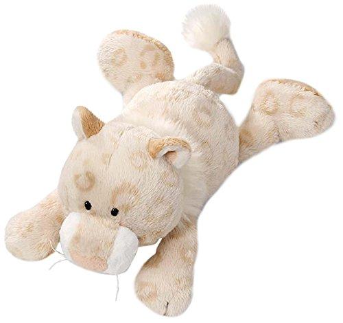 NICI 36064 - Schneeleopard Mädchen - liegend, 30 cm