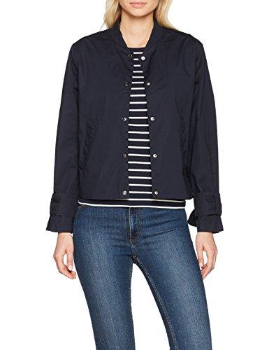 More & More Damen Jacke, Blau (Marine 0375), 38 (Herstellergröße: 12)
