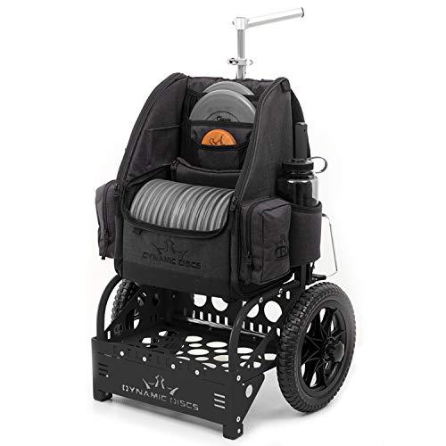 Dynamic Discs EZ Disc Golf Cart by ZÜCA   Fits Large Specialized...