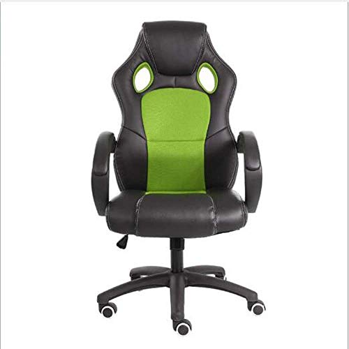 CEyyPD. Kaufen Essentials-Kollektion Racing Stil Gaming Chair (grün)
