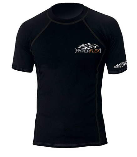 Hyperflex Wetsuits Men's Polyolefin Rash Guard