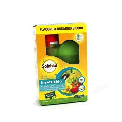 Solabiol, Flacone a dosaggio sicuro, 100 ml