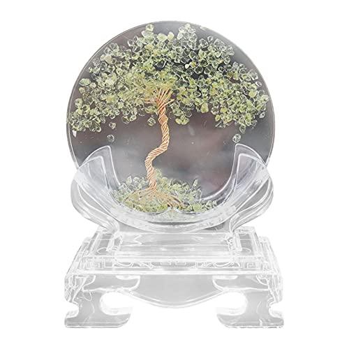 Árbol de cristal de amatista, árbol de la vida de lujo asequible...