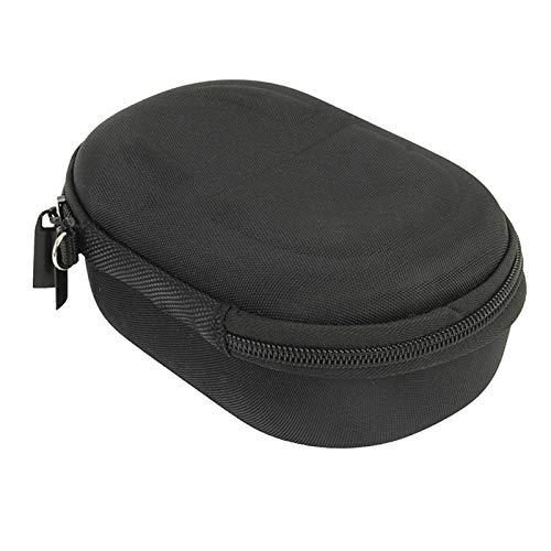Vigcebit - Funda para JBL Clip 4 altavoz Bluetooth inalámbrico, impermeable, EVA, funda rígida protección bolsa de viaje (negro)