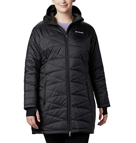 Columbia Women's Mighty Lite Hooded Jacket-Black